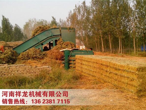 河北唐山秸秆打包机价格受到什么因素影响