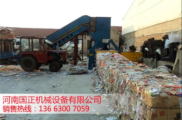 废纸打包机保养流程和安全事项